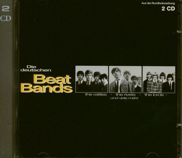 Die deutschen Beat Bands (2-CD)