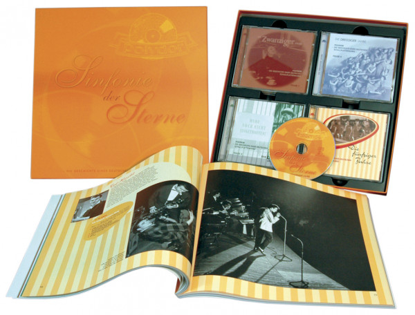 Sinfonie der Sterne, Polydor 20-90er (8-CD & 1-DVD Deluxe Box Set)