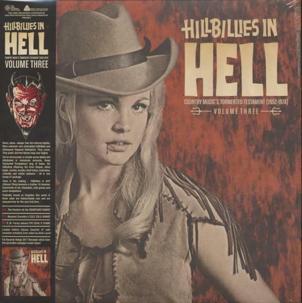 Hillbillies In Hell Vol.3 (LP)