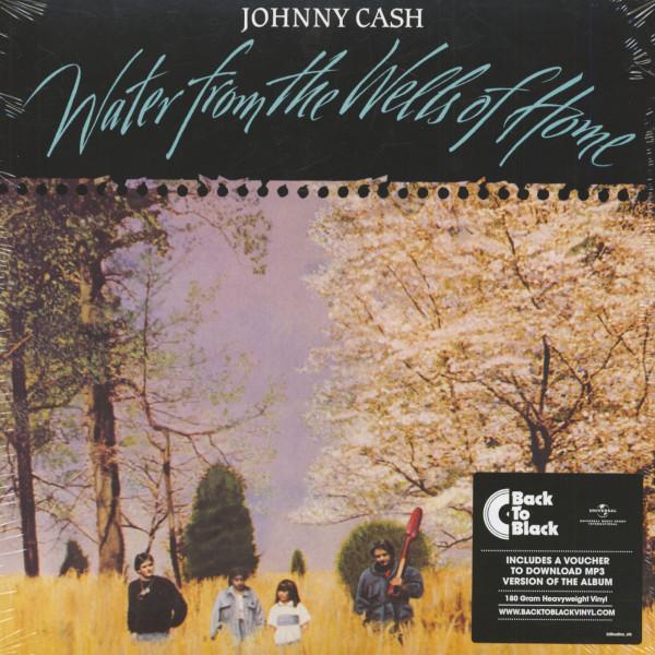 Water From The Wells Of Home (LP, 180g Vinyl & Download Code)