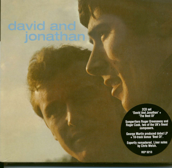 David & Jonathan - The Best Of (2-CD)