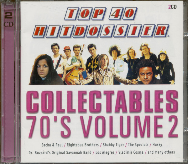 Collectables 70s, Vol.2 ( 2-CD)