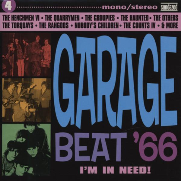 Vol.4, Garage Beat '66 - I'm In Need
