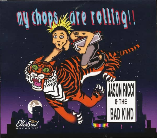 My Chops Are Rolling !! (CD)