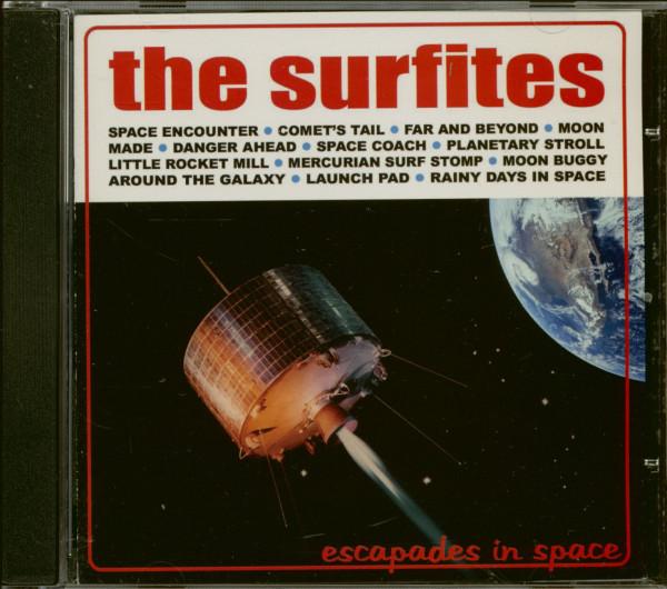Escapades In Space (CD)