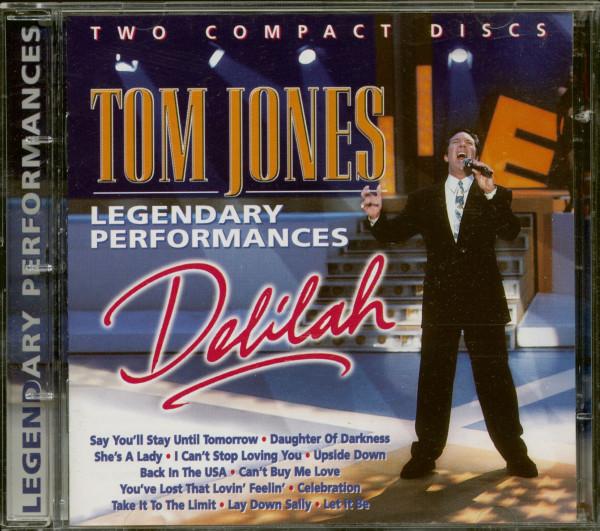 Legendary Performances - Delilah (2-CD)