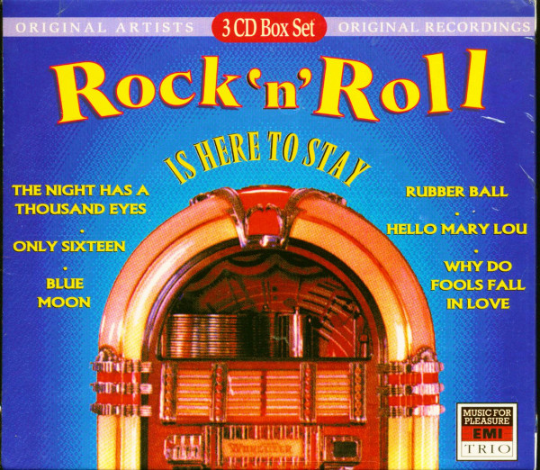 Rock'n'Roll Is Here To Stay (3-CD)