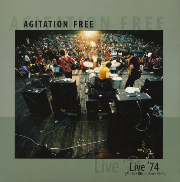 Live '74 - At The Cliffs Of River Rhine (LP)