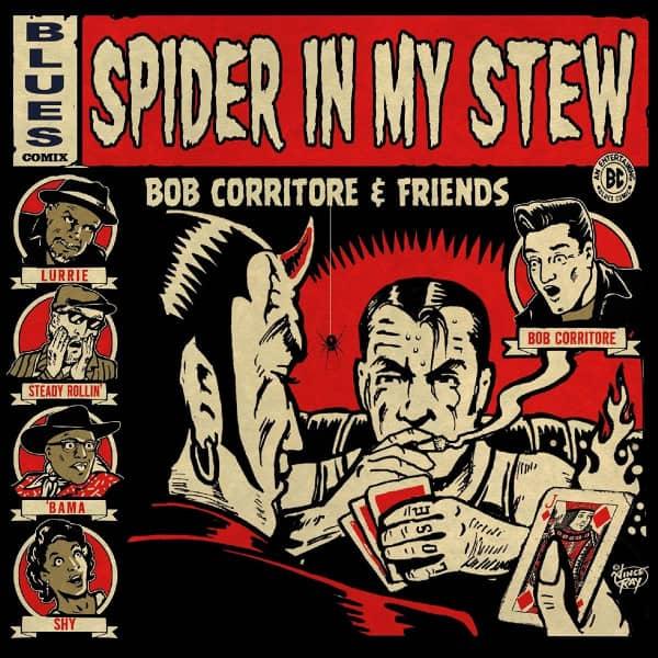 Spider In My Stew (CD)