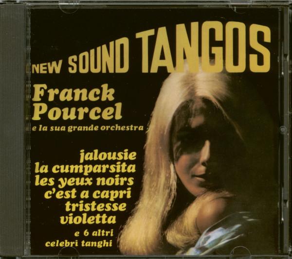 E La Sua Grande Orchestra - Tango (CD)