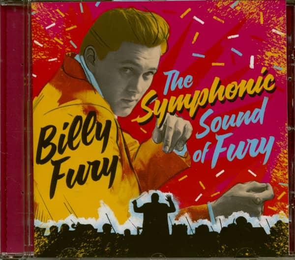 The Symphonic Sound Of Fury (CD)