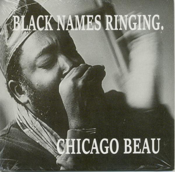 Black Names Ringing (CD)