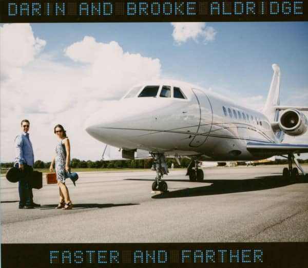 Faster And Farther (CD)