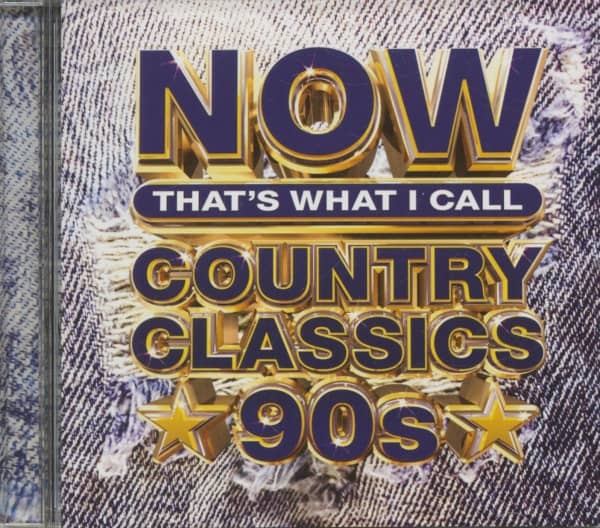 Now That's What I Call Country Classics 90's (CD)
