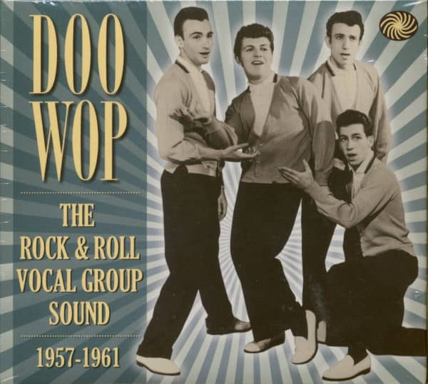 Doo Wop - The Rock & Roll Vocal Group Sound 1957-1961 (3-CD)
