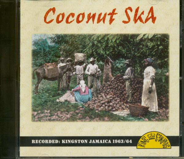 Coconut Ska (CD)