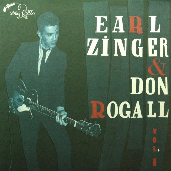 Earl Zinger & Don Rogall Vol.1 (25cm LP)