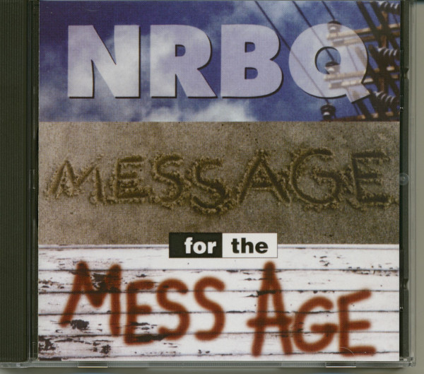 Message for the Mess Age (CD)