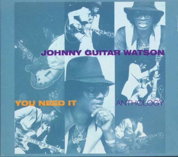 You Need It - The Anthology (2-CD)