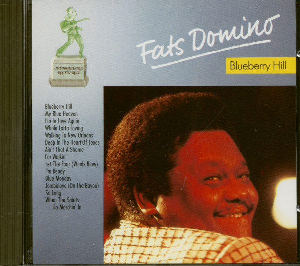 Blueberry Hill (CD)