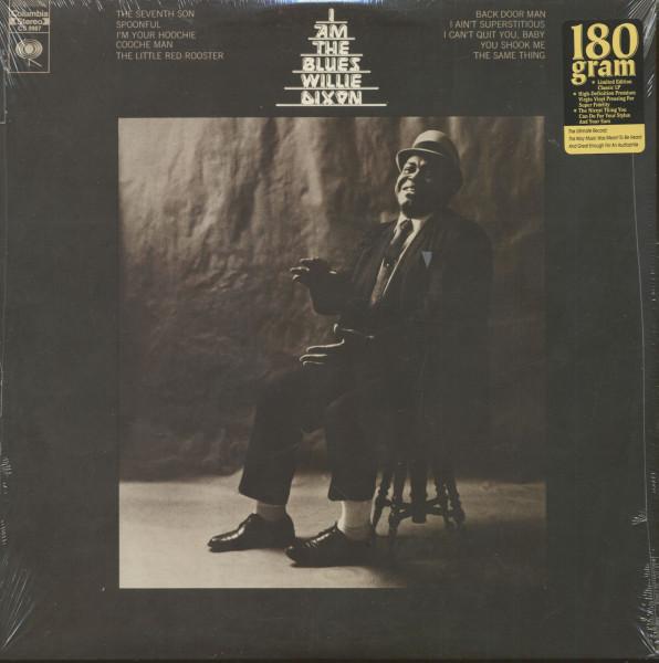 I Am The Blues (LP, 180g Vinyl)