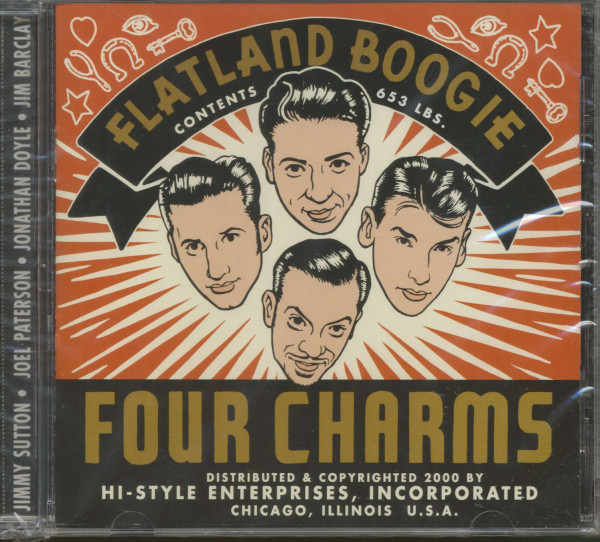 Flatland Boogie (CD)