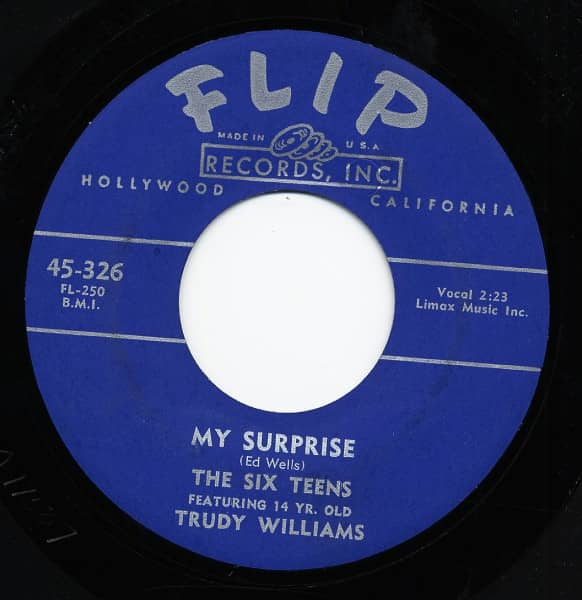 My Surprise - Baby You're Dynamite 7inch, 45rpm