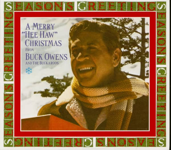 A Merry Hee Haw Christmas (CD)
