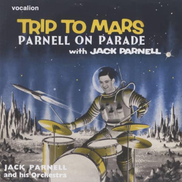 Trip To Mars...plus