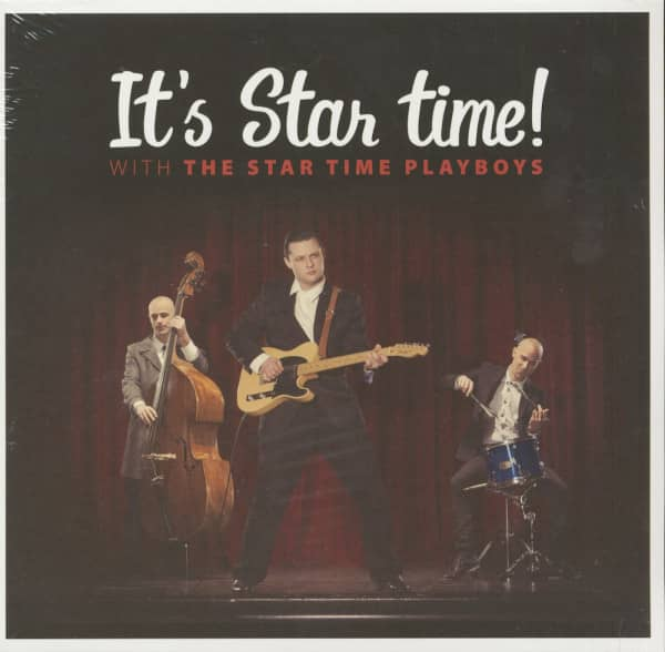 It's Star Time (LP, 10inch)
