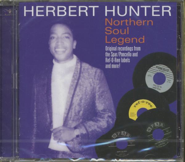 Northern Soul Legend (CD)