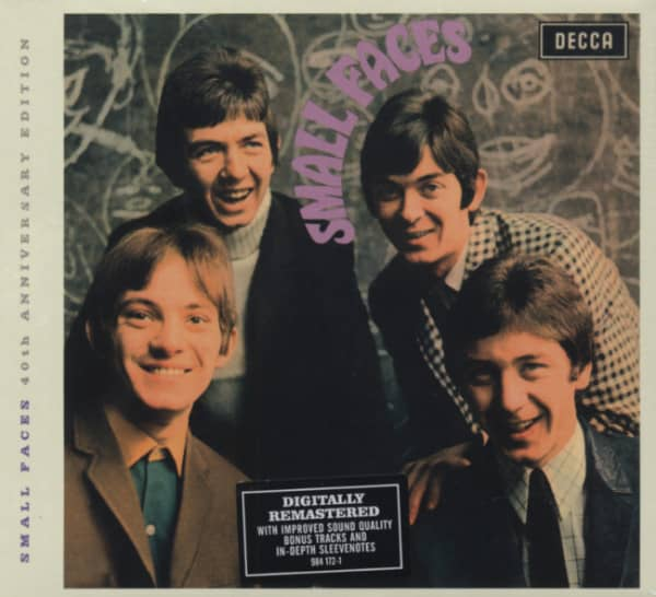 Small Faces...plus 40th Anniversary Edition