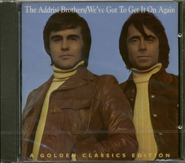 We've Got To Get It On Again (CD)