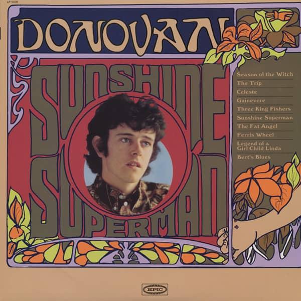 Sunshine Superman - 180g Vinyl