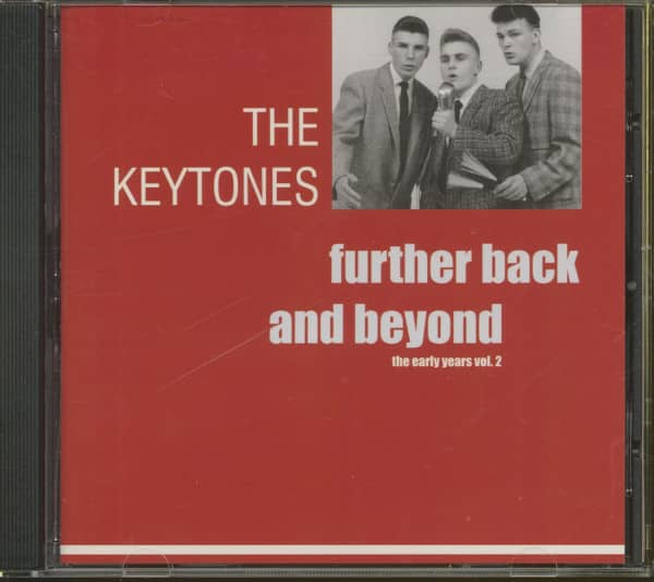 Further Back And Beyond - The Early Years Vol.2 (CD)