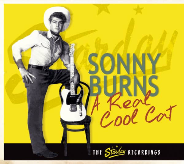 A Real Cool Cat - The Starday Recordings