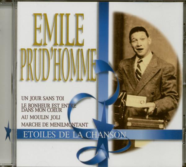 Etoiles De La Chanson (CD)