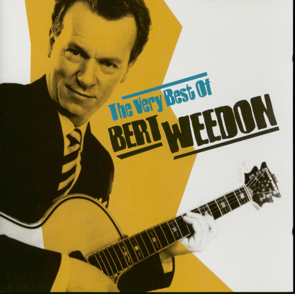 The Very Best Of Bert Weedon (CD)