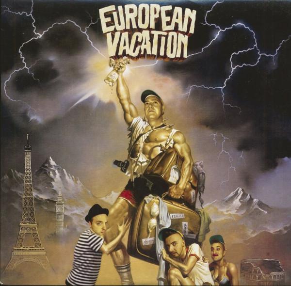 European Vacation (10inch Mini-LP, Ltd.)