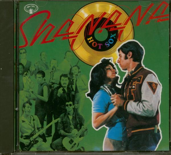 Hot Sox (CD)