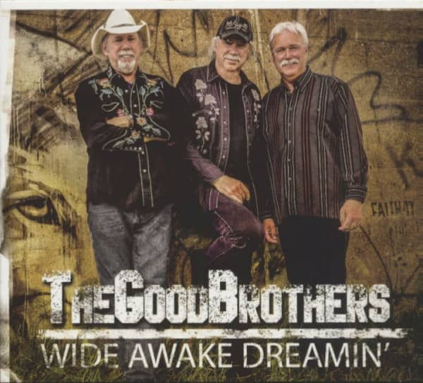 Wide Awake Dreamin' (CD)