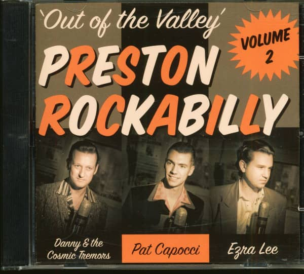 Preston Rockabilly Vol.2 - Out Of The Valley (CD)