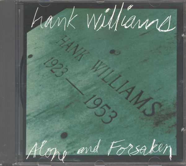 Alone And Forsaken (CD)