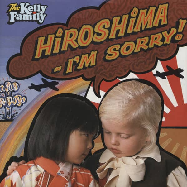 Hiroshima - Ode To Joy 7inch, 45rpm, PS