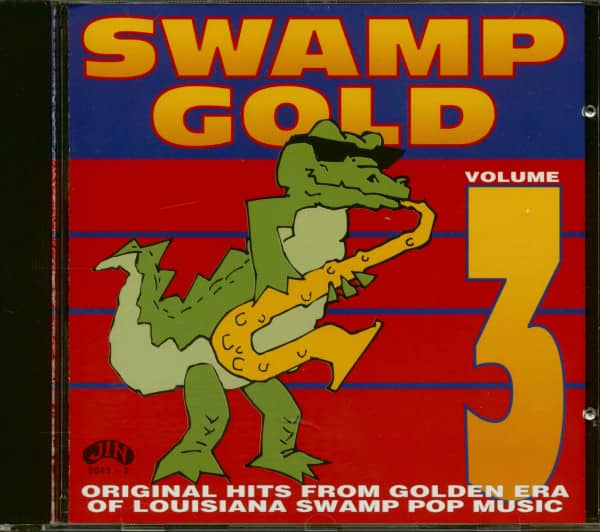 Swamp Gold Vol.3 (CD)