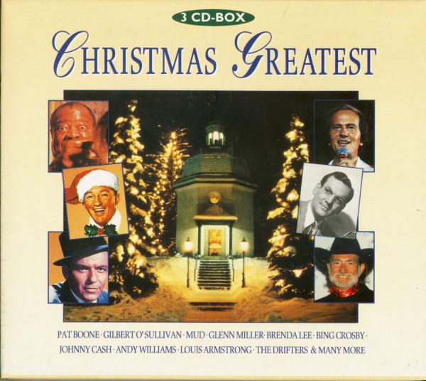 Christmas Greatest (3-CD)