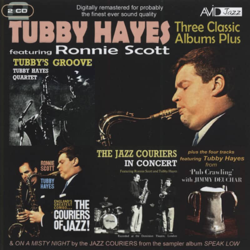 Tubby Hayes - Three Classic Albums...plus (2-CD)