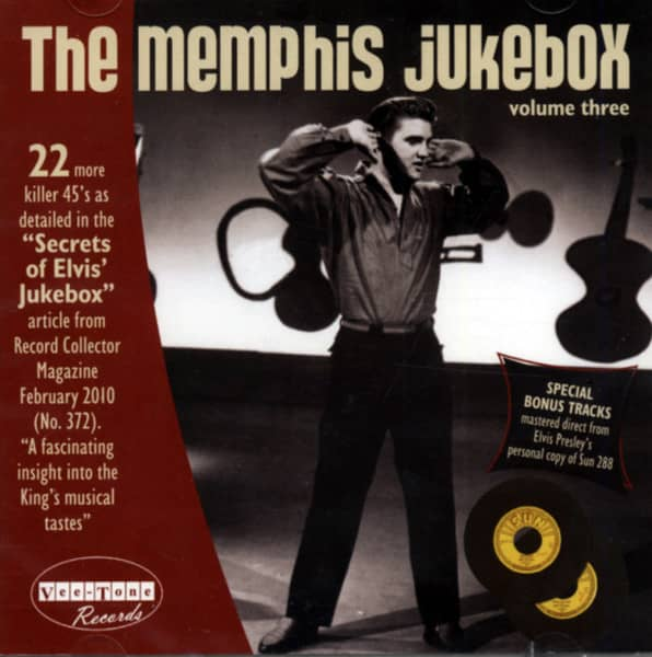 The Memphis Jukebox Vol.3