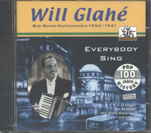 Everybody Sing - Big Band Aufnahmen 1934-1941 (CD)