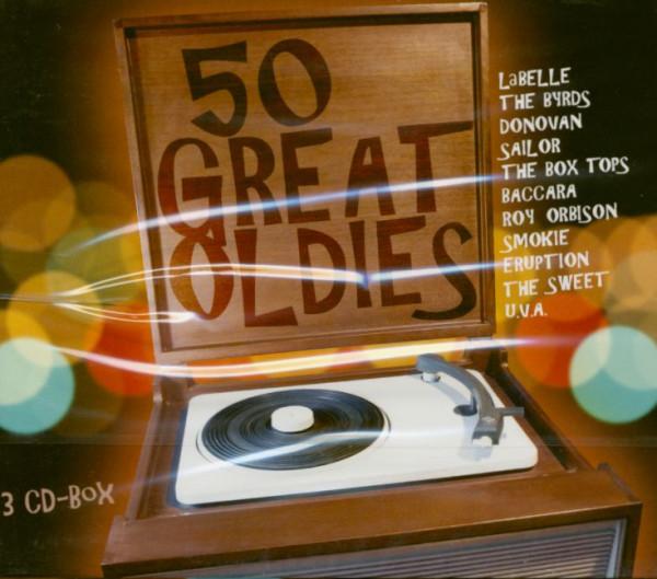 50 Great Oldies (3-CD)